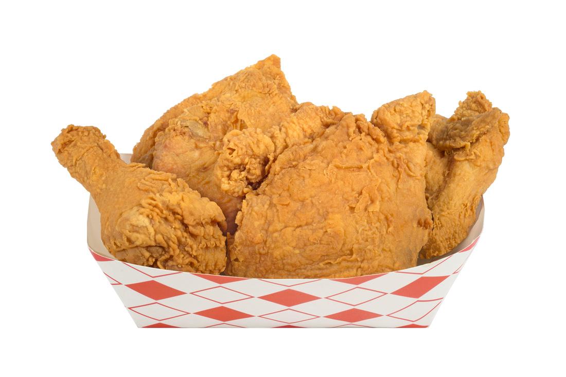 Jim Dandy Fried Chicken Photo Shoot