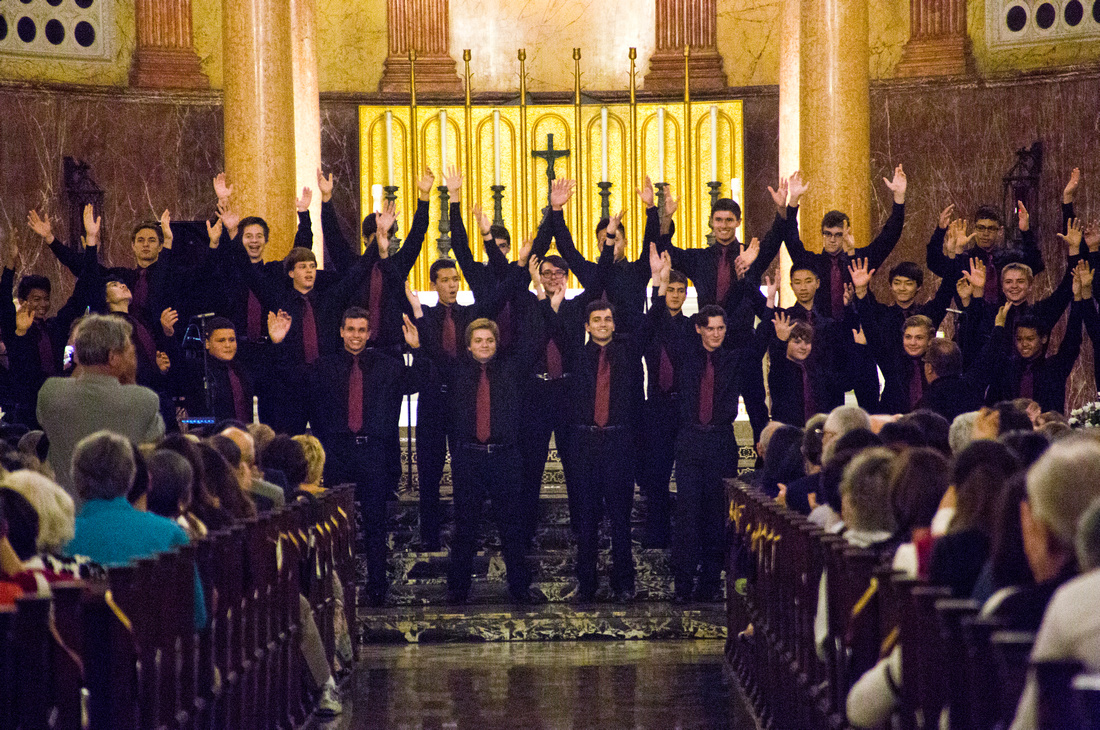 St. Andrew Church Pasadena Bach to Broadway Concert 2014