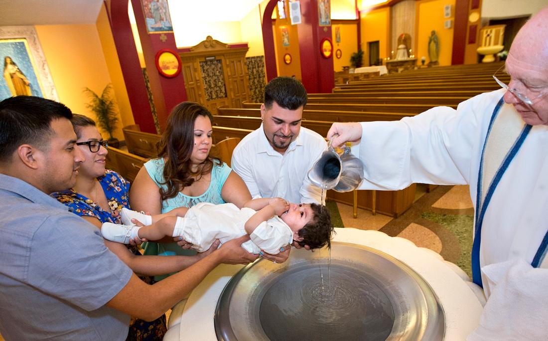 Baptism Los Angeles